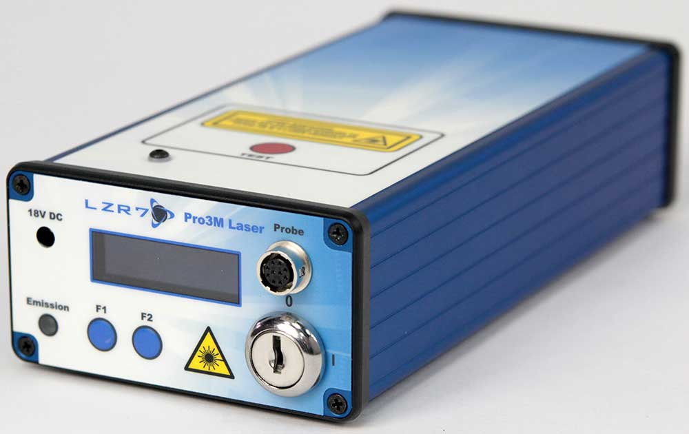 Pro 3M Laser Battery