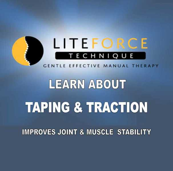 Head and Face Treatments 1 LITEFORCE JOINT